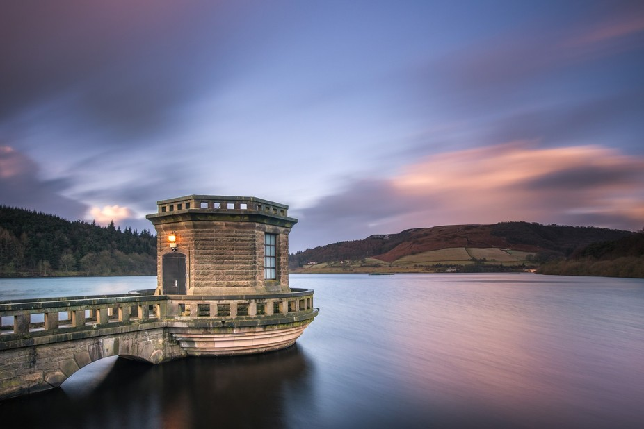 The Tower, Ladybower - Peak District