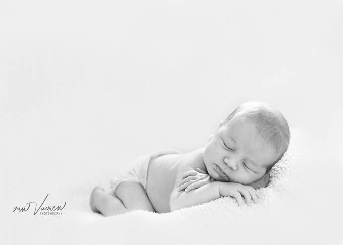 JuanLuc 1 BW VVP by carelvanvuuren - Babies In Black And White Photo Contest