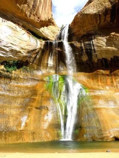 Calf Creek  Falls (Utah)