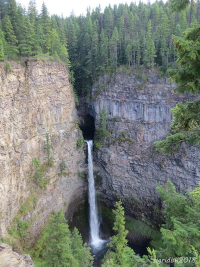 Spahats Creek Falls