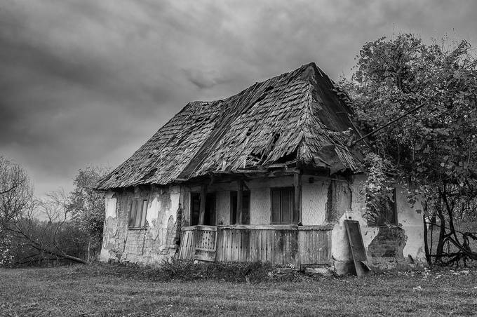 In the middle of nowhere... by mariodragoi - Abandoned Photo Contest