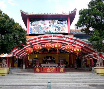 Shuang Lin Cheng Huang Temple