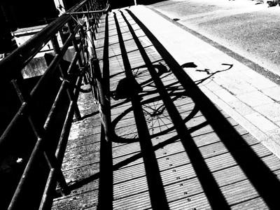 Amsterdam - Shadows and Lines