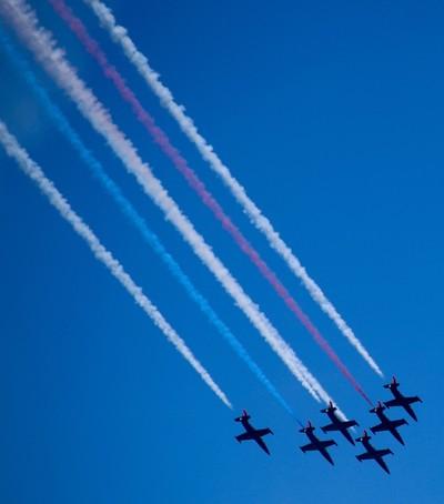 Patriot Jets