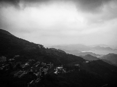 Way up high in the mountaintops of Juifen | Taiwan