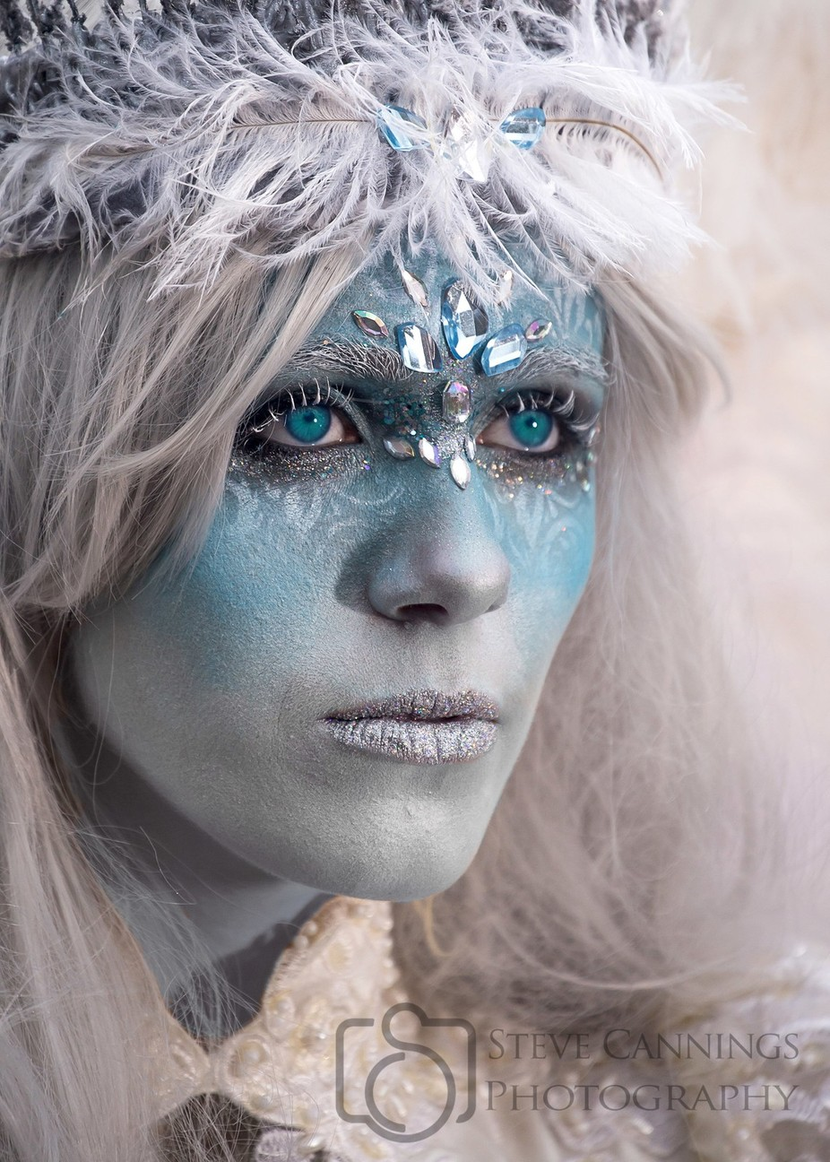 The Last Ice Queen by stevecannings - Fantasy In Color Photo Contest