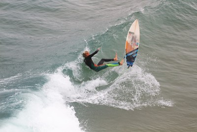 Newquay Surfer