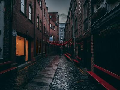 A street in Belfast