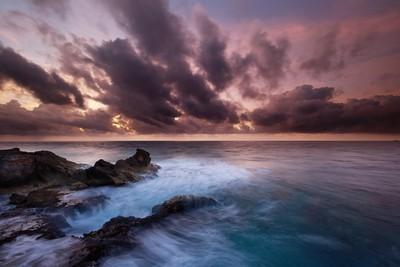 Sunrise at Punta Sur