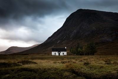 Scottish Cottage in Glencoe
