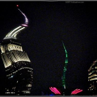 Dancing City