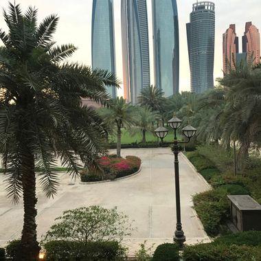 Modern Abu Dhabi!