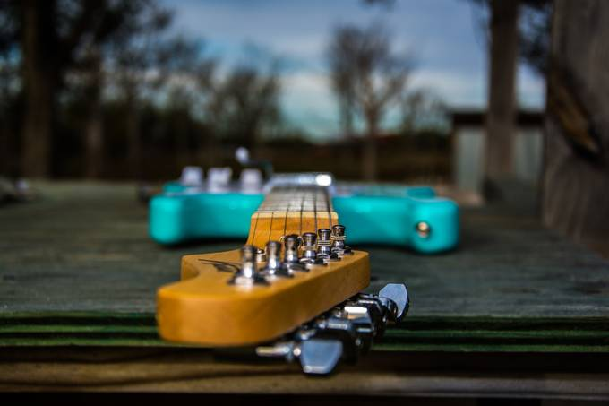 down the line by RAWrightphotography - Musical Instruments Photo Contest