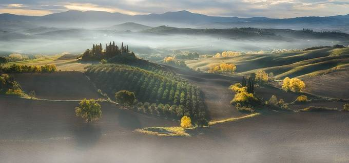 Autumn in Tuscany by krasistm - Europe Photo Contest