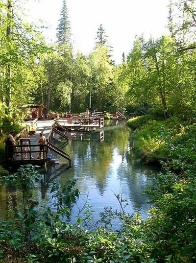 Liard Hot Springs