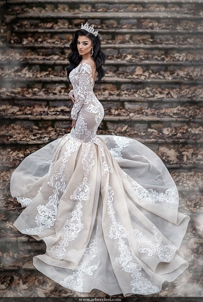 Bridal shot!