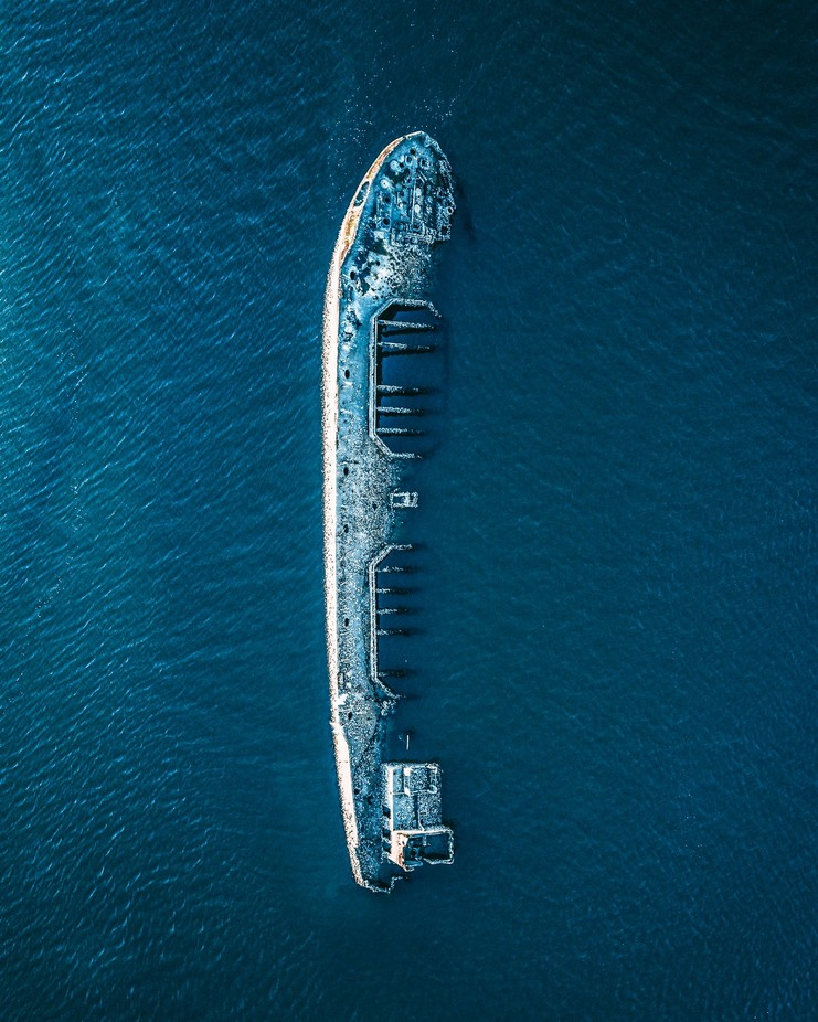 Shipwreck by MickaelAuffret - Covers Photo Contest Vol 45