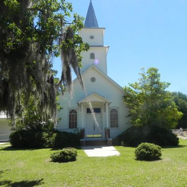 Effingham county Church