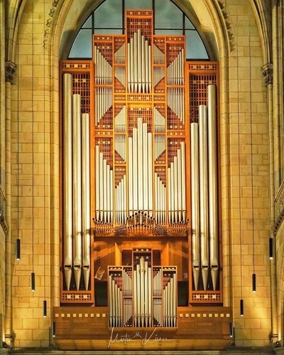 The Queen Of Heaven(ly Instruments)