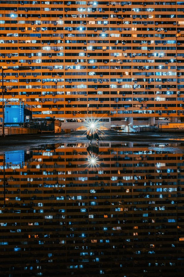Reflection by klepikovadaria - Architecture And Reflections Photo Contest