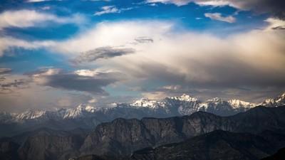 Mountains of Dalhousie