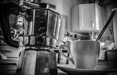 Much Loved Espresso Pot