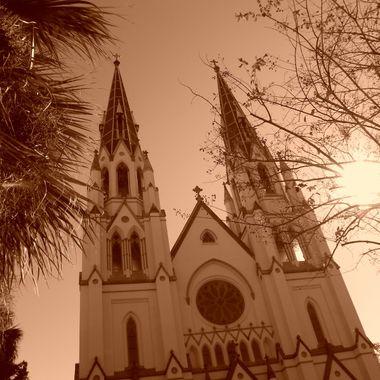 Abercorn St Savannah, Ga