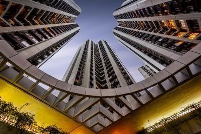 Vertical City, Hong Kong