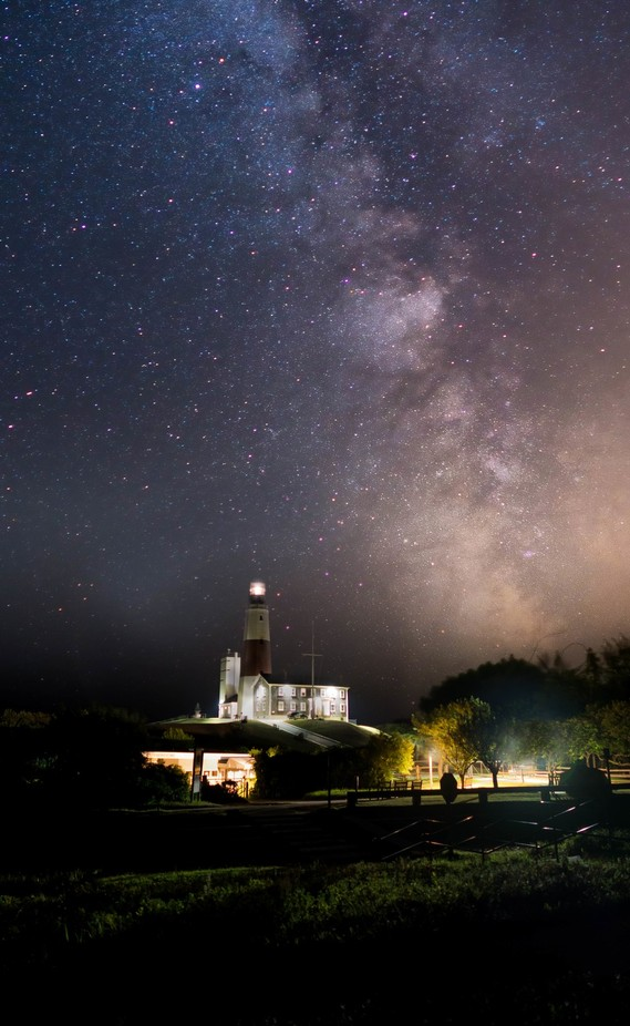 Montauk by dpgoldphotos - Capture The Milky Way Photo Contest