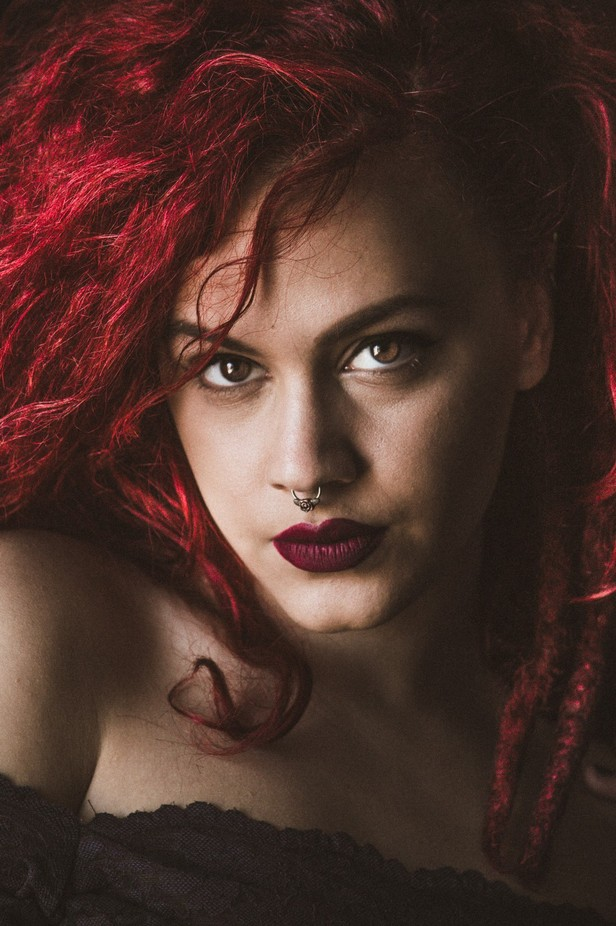 Kristiana by MarMo - Red Hair Photo Contest