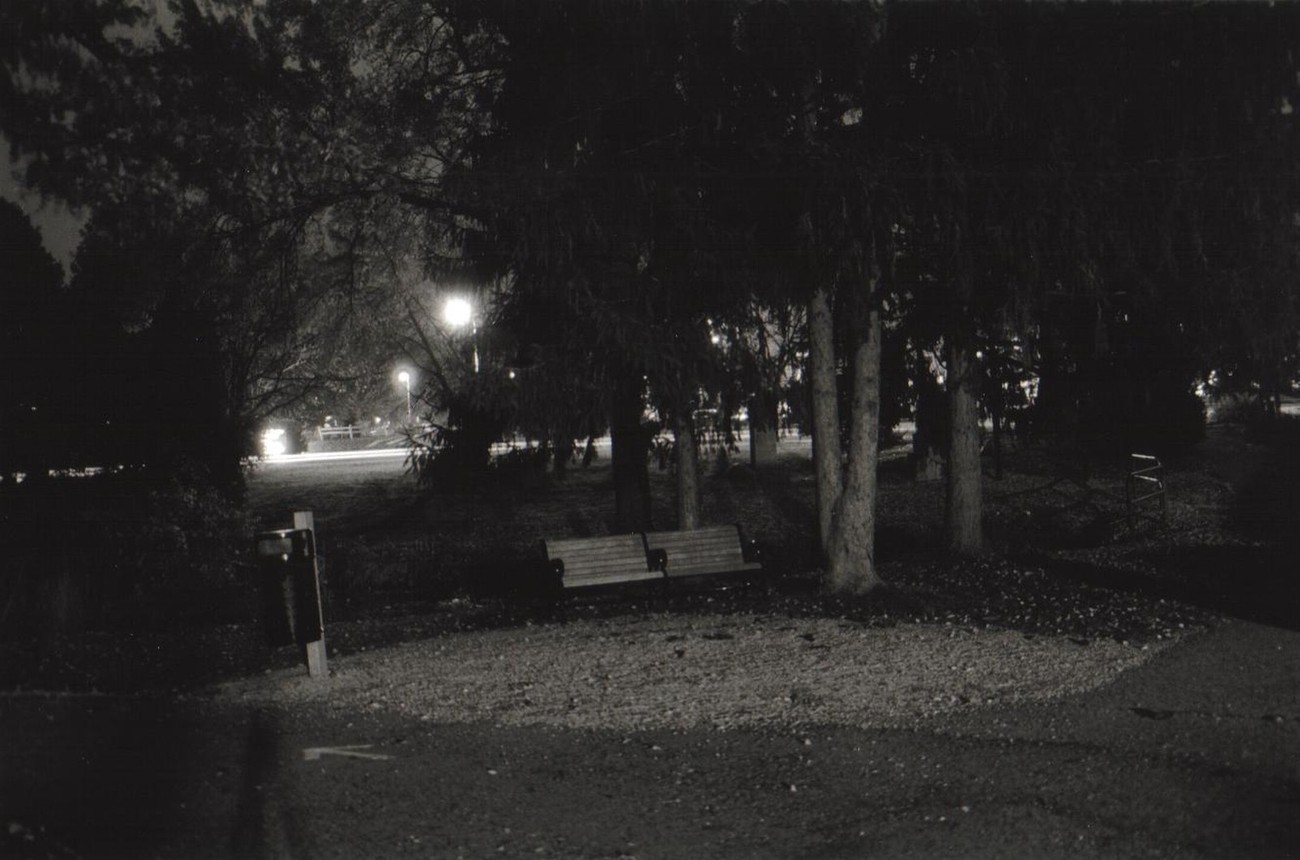 Some of my black and white film photography from when I was in school.