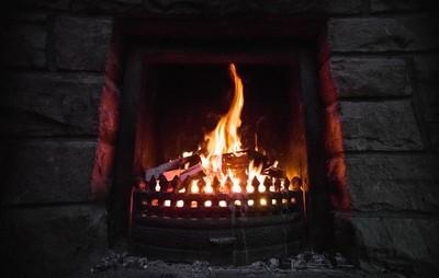 An Irish Fireplace