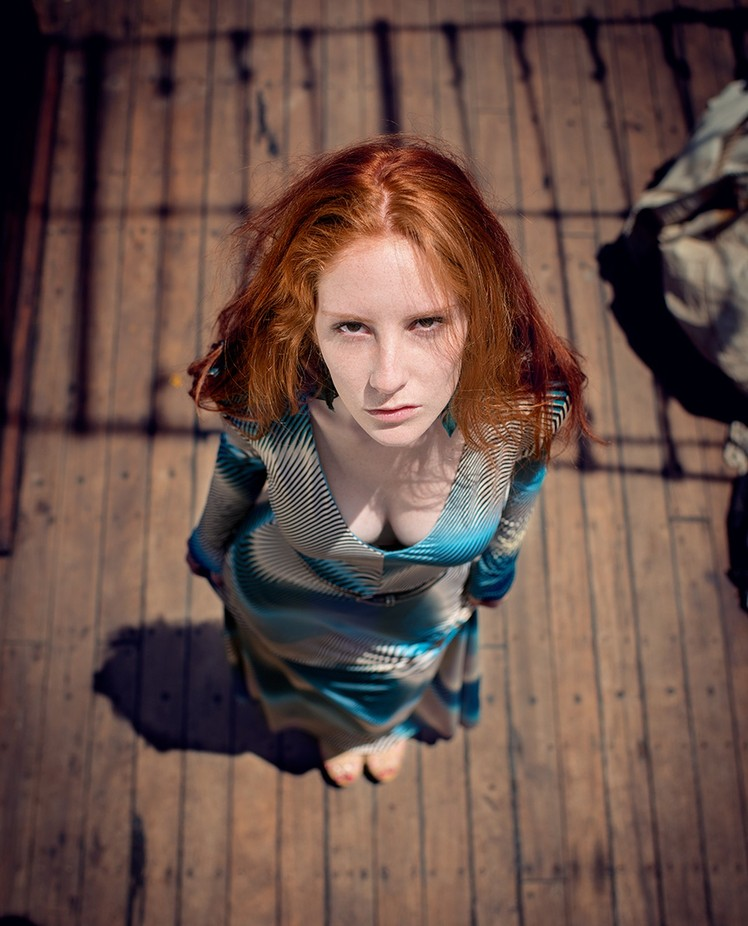 by odedios - Red Hair Photo Contest