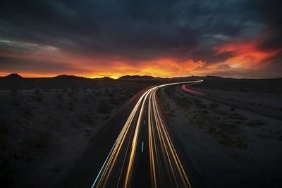 Desert Drive (Arizona-CA border)