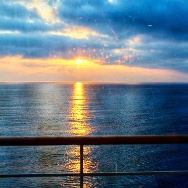 Delightful sunset cruise!