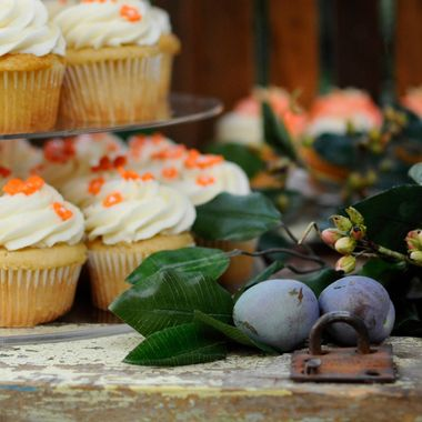 Plums and Cupcakes