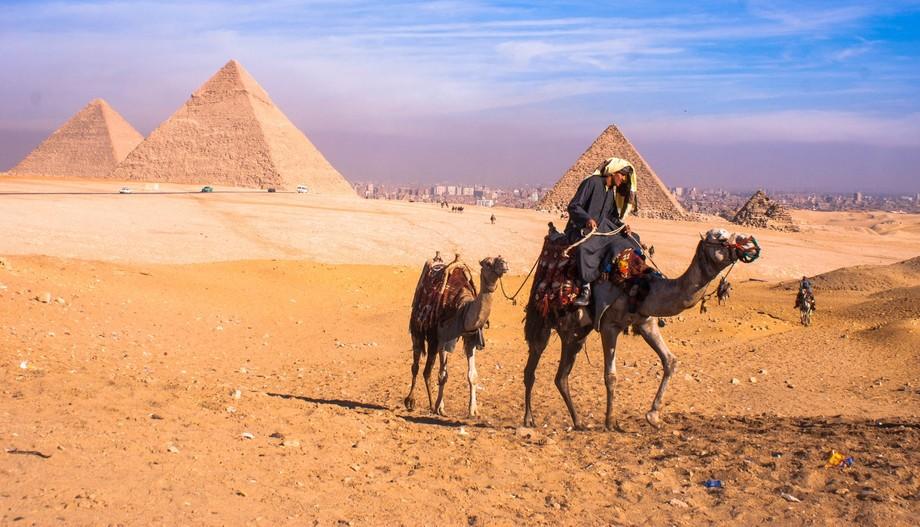 Egypt Cairo Pyraminds 2 (1 of 1)
