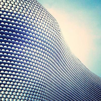 Bullring Shopping Centre, Birmingham, UK