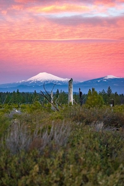 Mt. Bachelor Sunrise