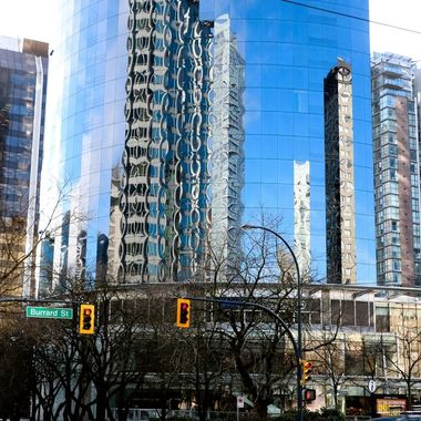 Vancouver's Sheraton Wall Center