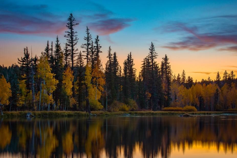 Aspen-Mirror Lake