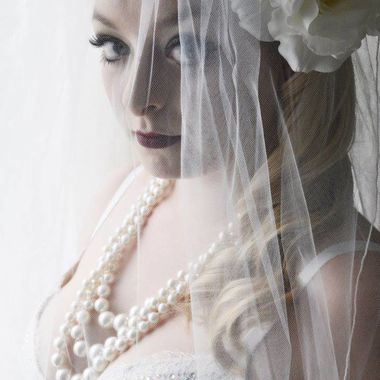 Joelle's Wedding Boudoir