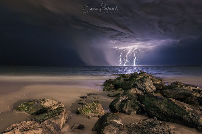 Storm at The Broadway by emmafleetwood - A Storm Is Coming Photo Contest