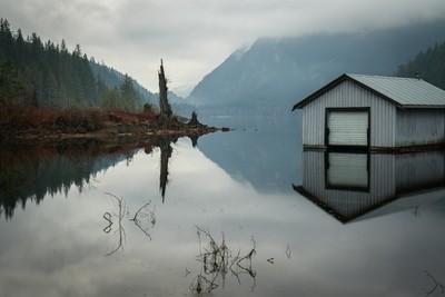 Moody Reflection