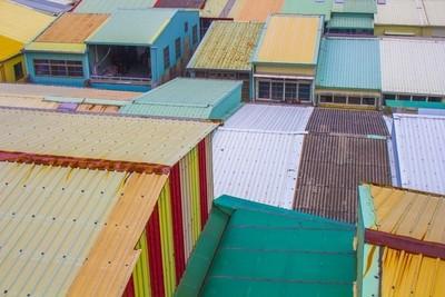 Rainbow Rooftops