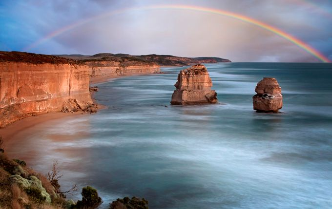 Great Ocean Road by bevlea - Spectacular Cliffs Photo Contest