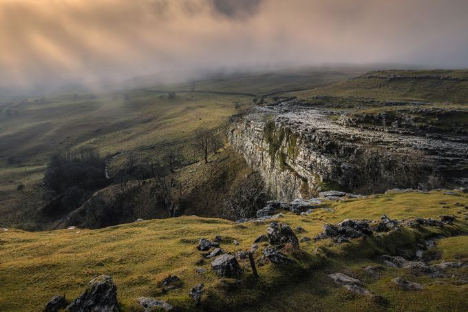 Malham landscape  by Dickiebird - Rural Vistas Photo Contest
