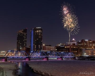 Downtown Grand Rapids MI
