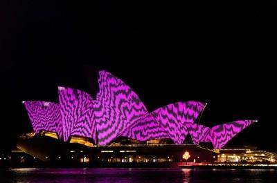 Sydney Purple House