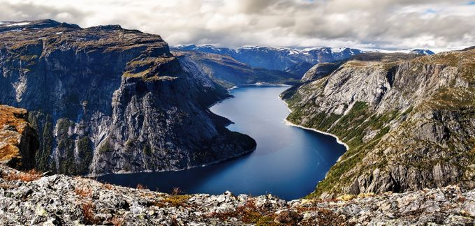 Fjords by JudyHess - Covers Photo Contest Vol 46